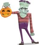 Pants Ken Stein - Pumpkin 2