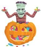 Pants Ken Stein - Pumpkin 4