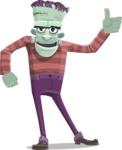 Pants Ken Stein - Thumbs Up
