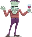 Pants Ken Stein - Wine