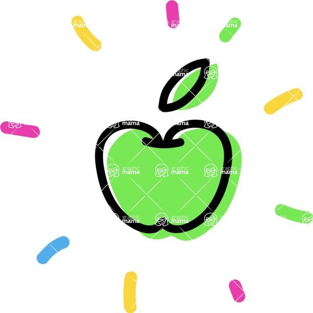 800+ Multi Style Icons Bundle - Free apple icon 4