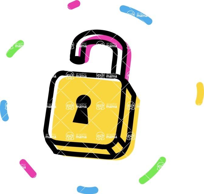 800+ Multi Style Icons Bundle - Free unlock icon 4