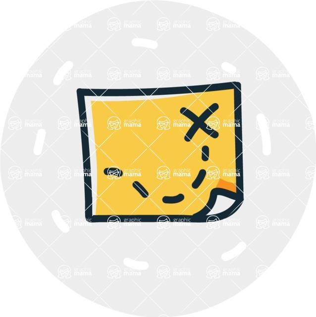 800+ Multi Style Icons Bundle - Free map icon 7