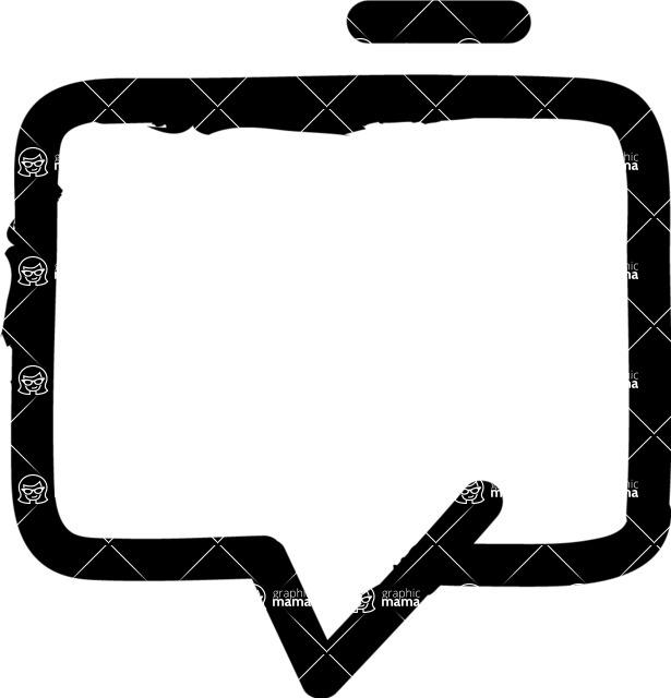 800+ Multi Style Icons Bundle - Free message icon 1