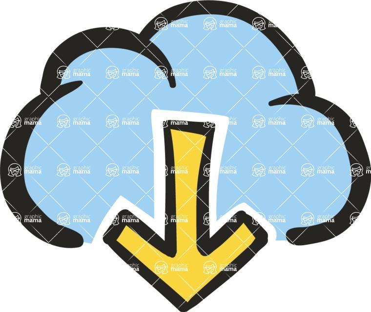 800+ Multi Style Icons Bundle - Free download icon 5