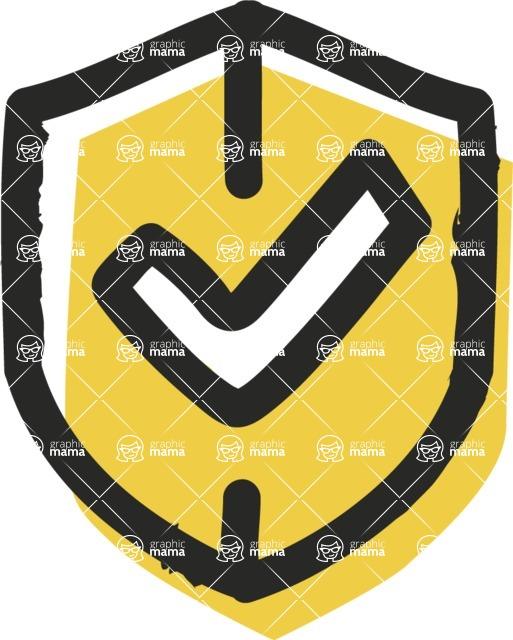 800+ Multi Style Icons Bundle - Free secured icon 2