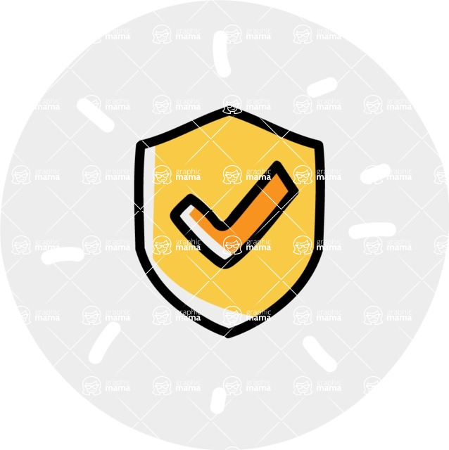 800+ Multi Style Icons Bundle - Free secured icon 7