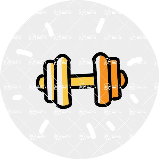 800+ Multi Style Icons Bundle - Free fitness and sport icon 6