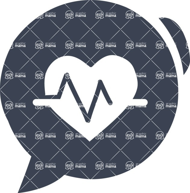 800+ Multi Style Icons Bundle - Free health stats icon 5