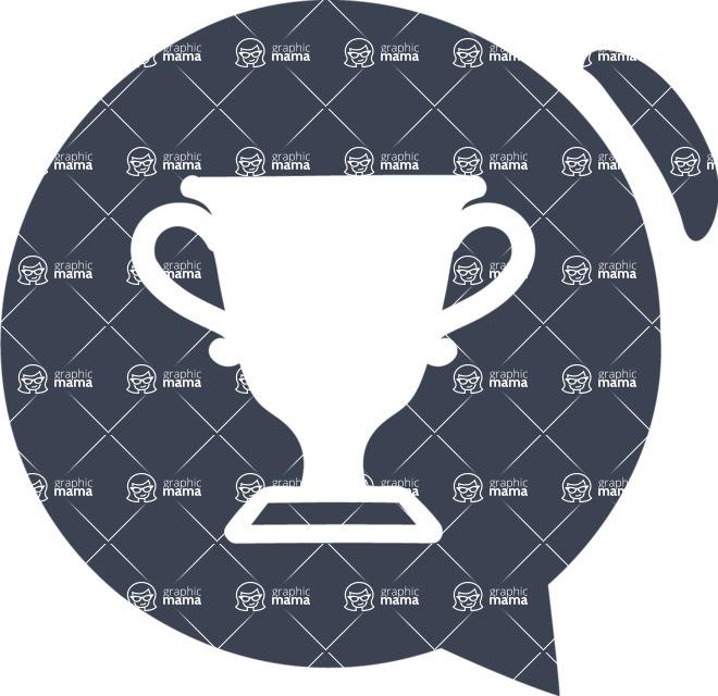 800+ Multi Style Icons Bundle - Free win icon 6