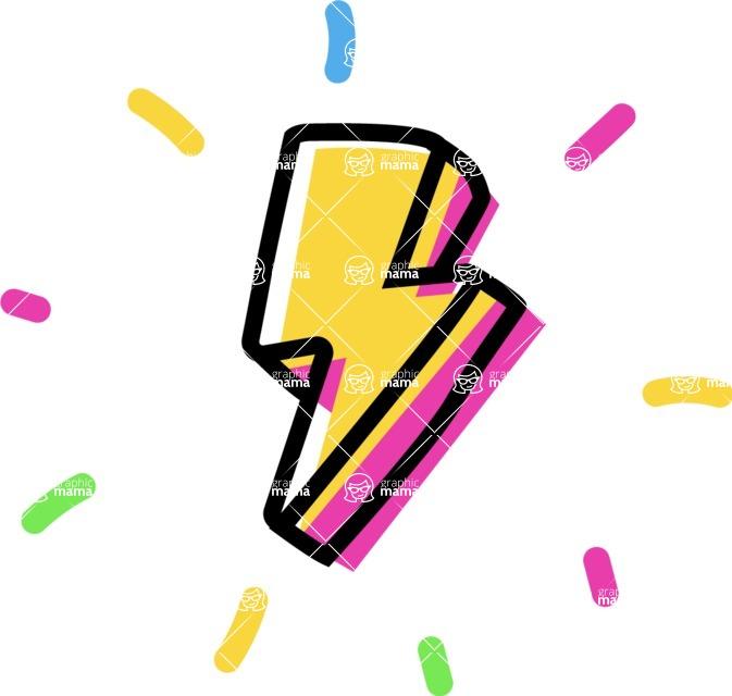 800+ Multi Style Icons Bundle - Free flash icon 4