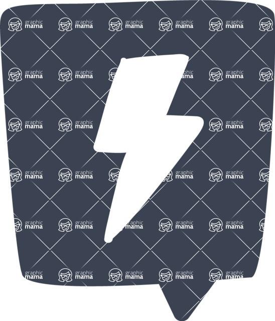 800+ Multi Style Icons Bundle - Free flash icon 6