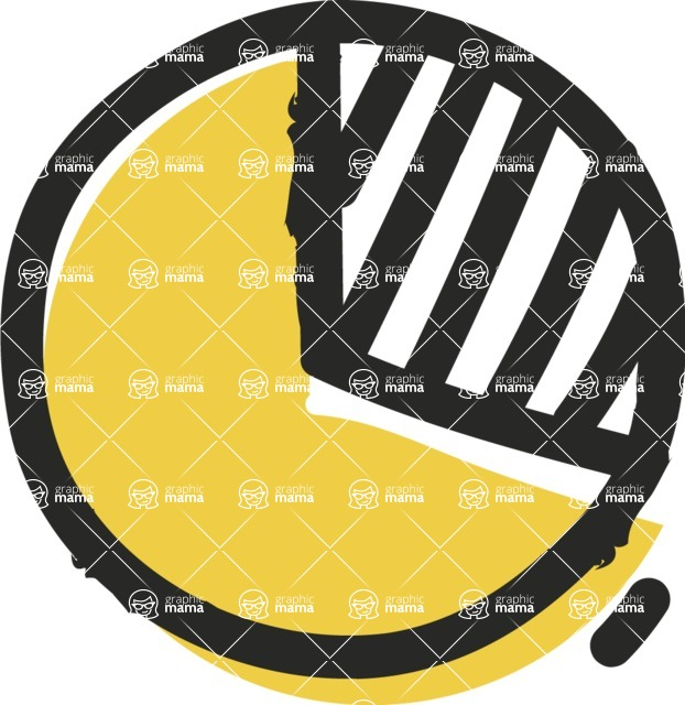 800+ Multi Style Icons Bundle - Free pie chart icon 2