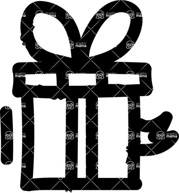 800+ Multi Style Icons Bundle - Free gift icon 1