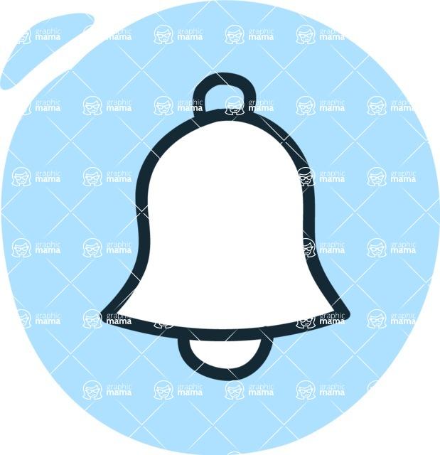 800+ Multi Style Icons Bundle - Free notification icon 3