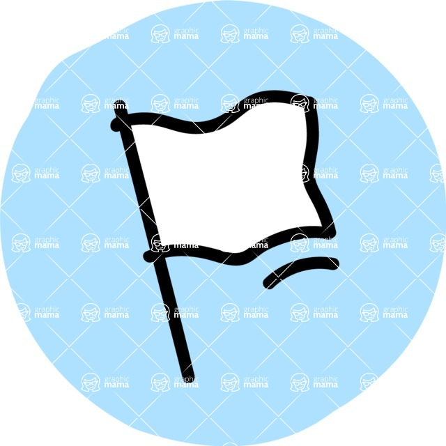 800+ Multi Style Icons Bundle - Free flag icon 3