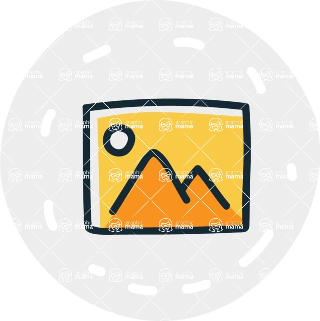 800+ Multi Style Icons Bundle - Free picture icon 7