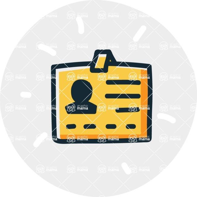 800+ Multi Style Icons Bundle - Free profile icon 7