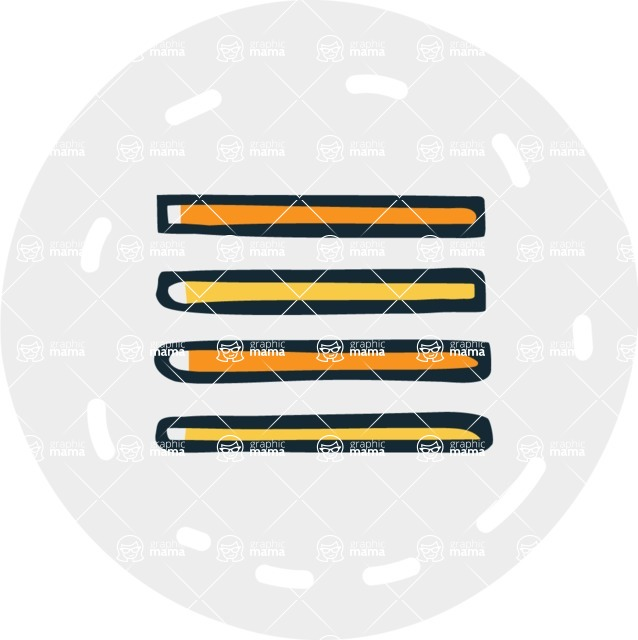 800+ Multi Style Icons Bundle - Free menu icon 7