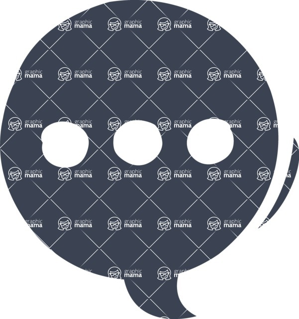 800+ Multi Style Icons Bundle - Free dots icon 6