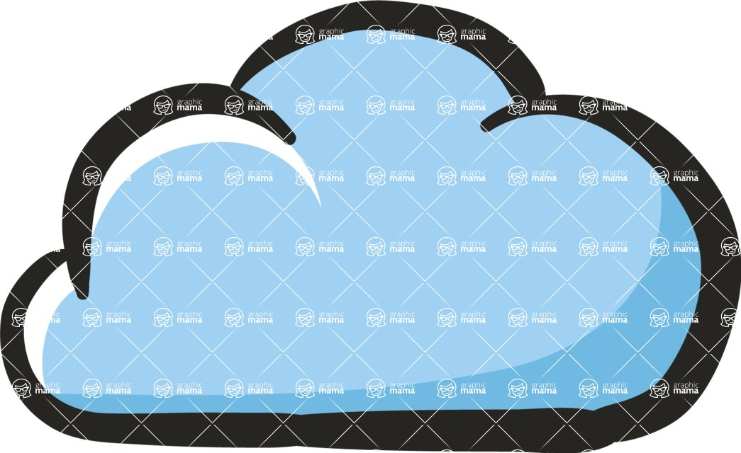 800+ Multi Style Icons Bundle - Free clouds weather icon 5