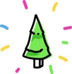 800+ Multi Style Icons Bundle - Free tree icon 4