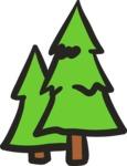 800+ Multi Style Icons Bundle - Free tree icon 5