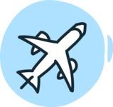 800+ Multi Style Icons Bundle - Free travel icon 3