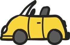 800+ Multi Style Icons Bundle - Free car icon 5
