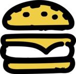 800+ Multi Style Icons Bundle - Free food icon - burger 2