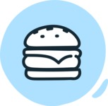 800+ Multi Style Icons Bundle - Free food icon - burger 3