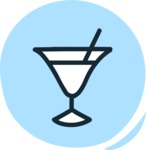 800+ Multi Style Icons Bundle - Free drinks icon 3