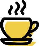 800+ Multi Style Icons Bundle - Free coffee icon 2