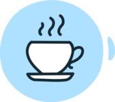 800+ Multi Style Icons Bundle - Free coffee icon 3