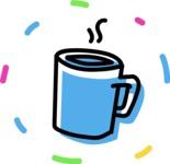 800+ Multi Style Icons Bundle - Free coffee icon 4