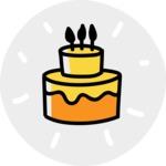 800+ Multi Style Icons Bundle - Free cake icon 7