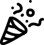 800+ Multi Style Icons Bundle - Free party icon 1