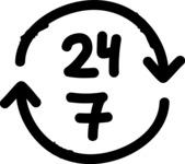 800+ Multi Style Icons Bundle - Free 24 7 non stop icon 1