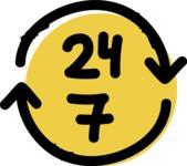 800+ Multi Style Icons Bundle - Free 24 7 non stop icon 2