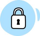 800+ Multi Style Icons Bundle - Free lock icon 3