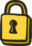 800+ Multi Style Icons Bundle - Free lock icon 5