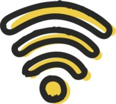 800+ Multi Style Icons Bundle - Free wifi icon 2