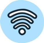 800+ Multi Style Icons Bundle - Free wifi icon 3