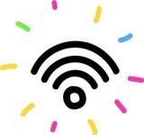 800+ Multi Style Icons Bundle - Free wifi icon 4