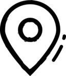 800+ Multi Style Icons Bundle - Free map pin icon 1