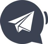 800+ Multi Style Icons Bundle - Free send icon 6