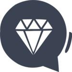 800+ Multi Style Icons Bundle - Free diamond icon 6