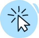 800+ Multi Style Icons Bundle - Free click icon 3