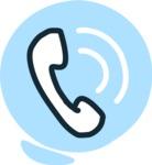 800+ Multi Style Icons Bundle - Free call icon 3