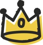 800+ Multi Style Icons Bundle - Free crown icon 2